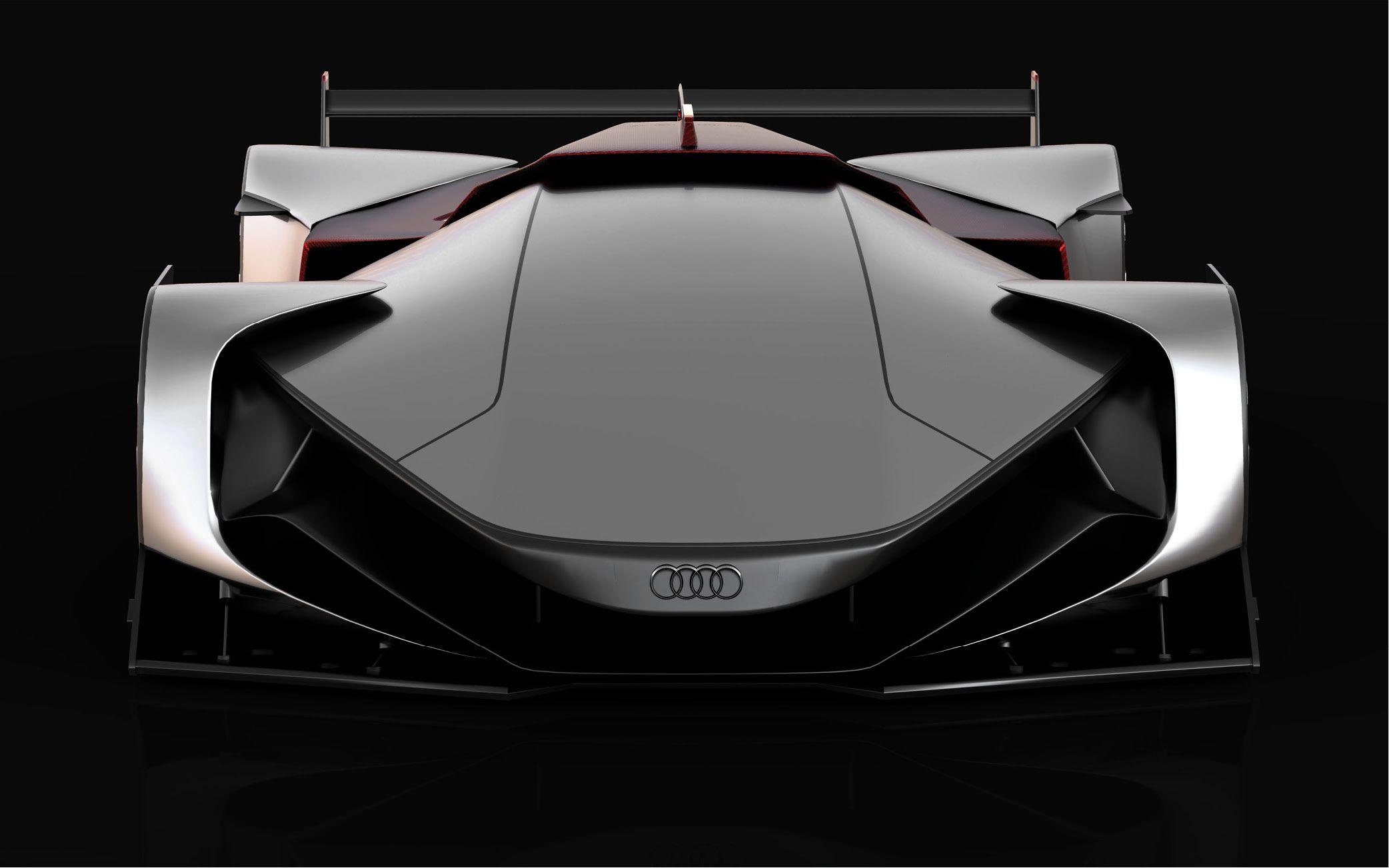 Empfohlenes Behance Projekt Audi Future Le Mans Vision Car Racing Shoes Https Www Behance Net Gallery 438 Futuristic Cars Design Audi Cars Concept Cars