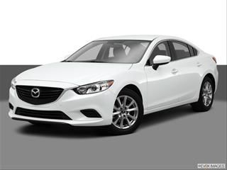 New Car Considerations: 2014 Mazda MAZDA6 I Sport ($22,300). Pros