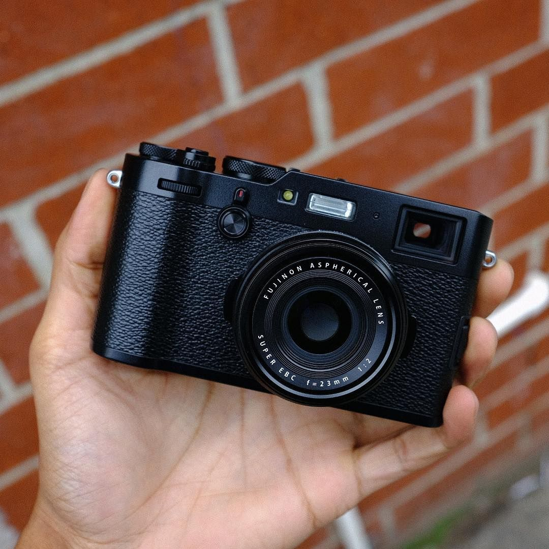 Fujifilm X100f is the perfect everyday companion