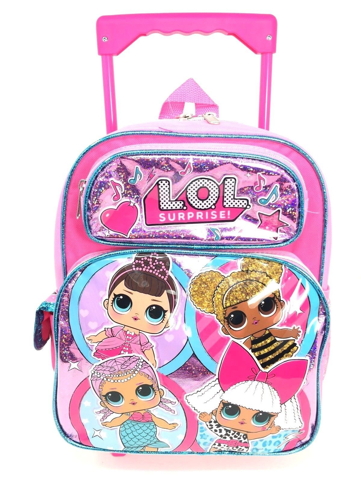 098228a151dc Small School Rolling Backpack 12