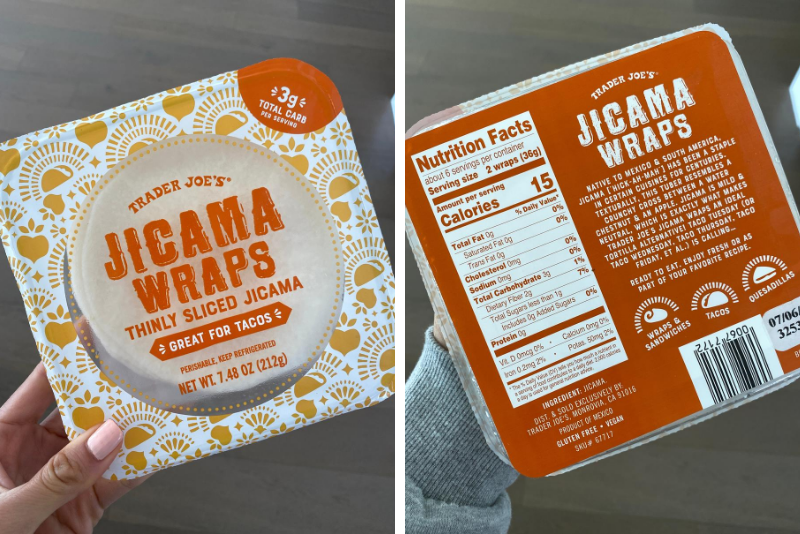 Healthy Trader Joe S Finds My Honest Reviews Blogilates In 2020 Trader Joes Flavorless Jicama