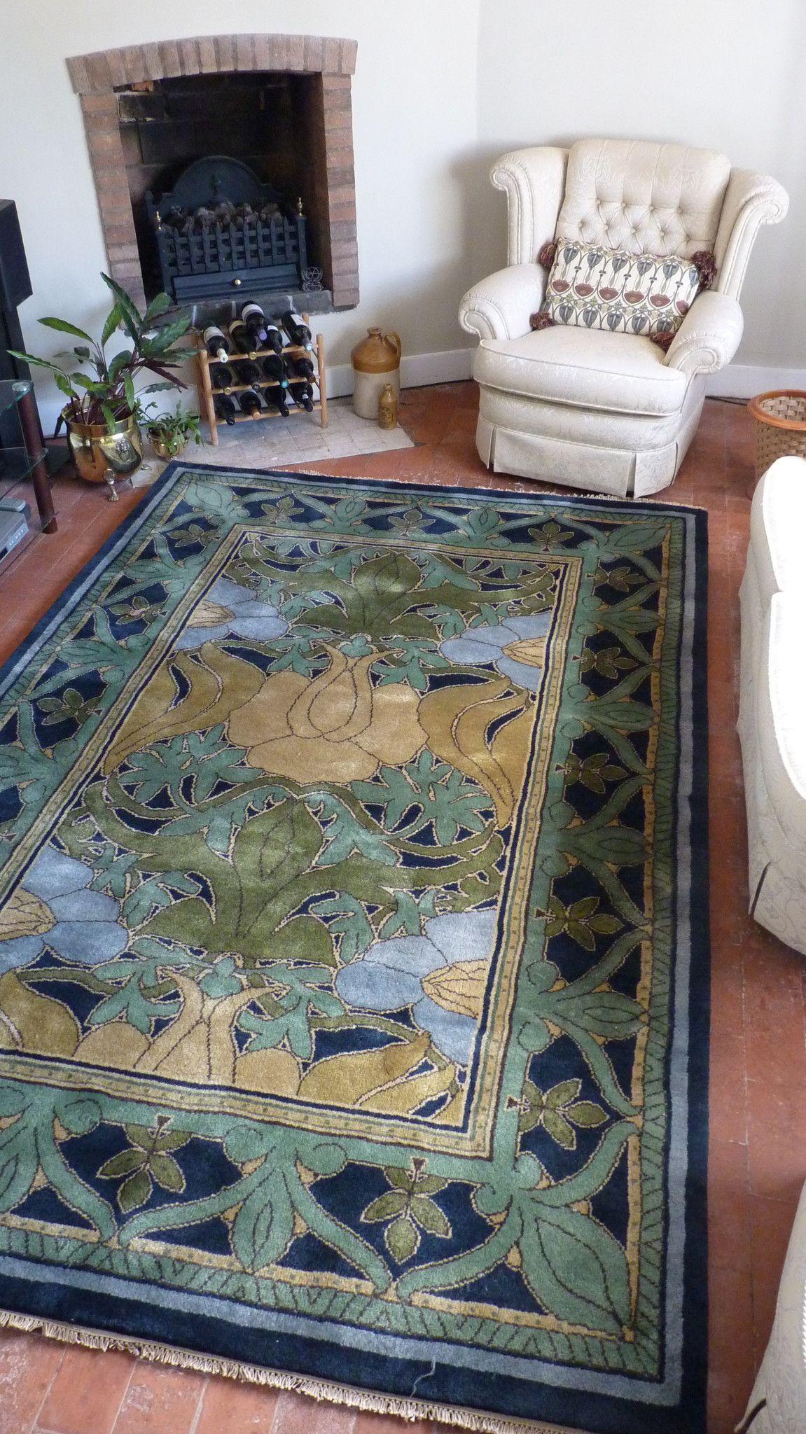 Donnemara 1 in 2020 Custom rugs, Craftsman interior