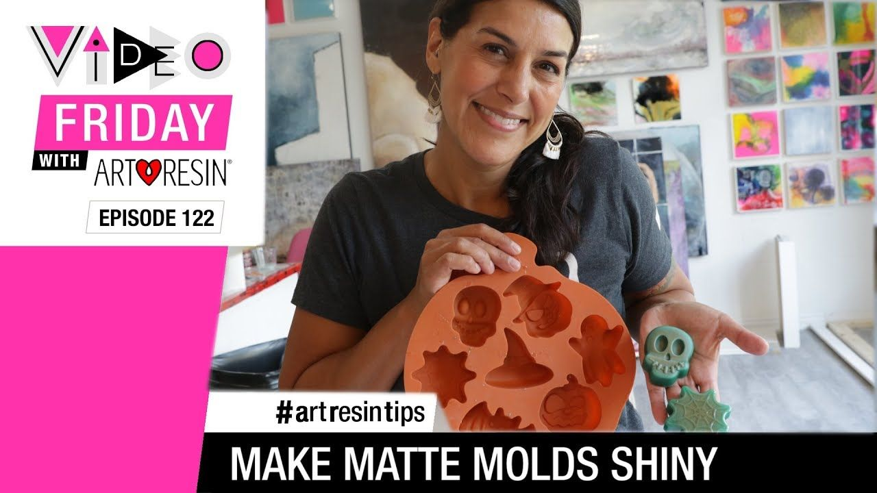 How to make matte resin shiny youtube how to make