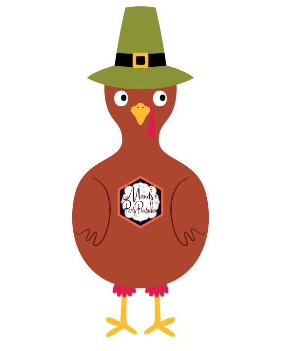 thankful turkey free printable with feathers free preschool rh pinterest com