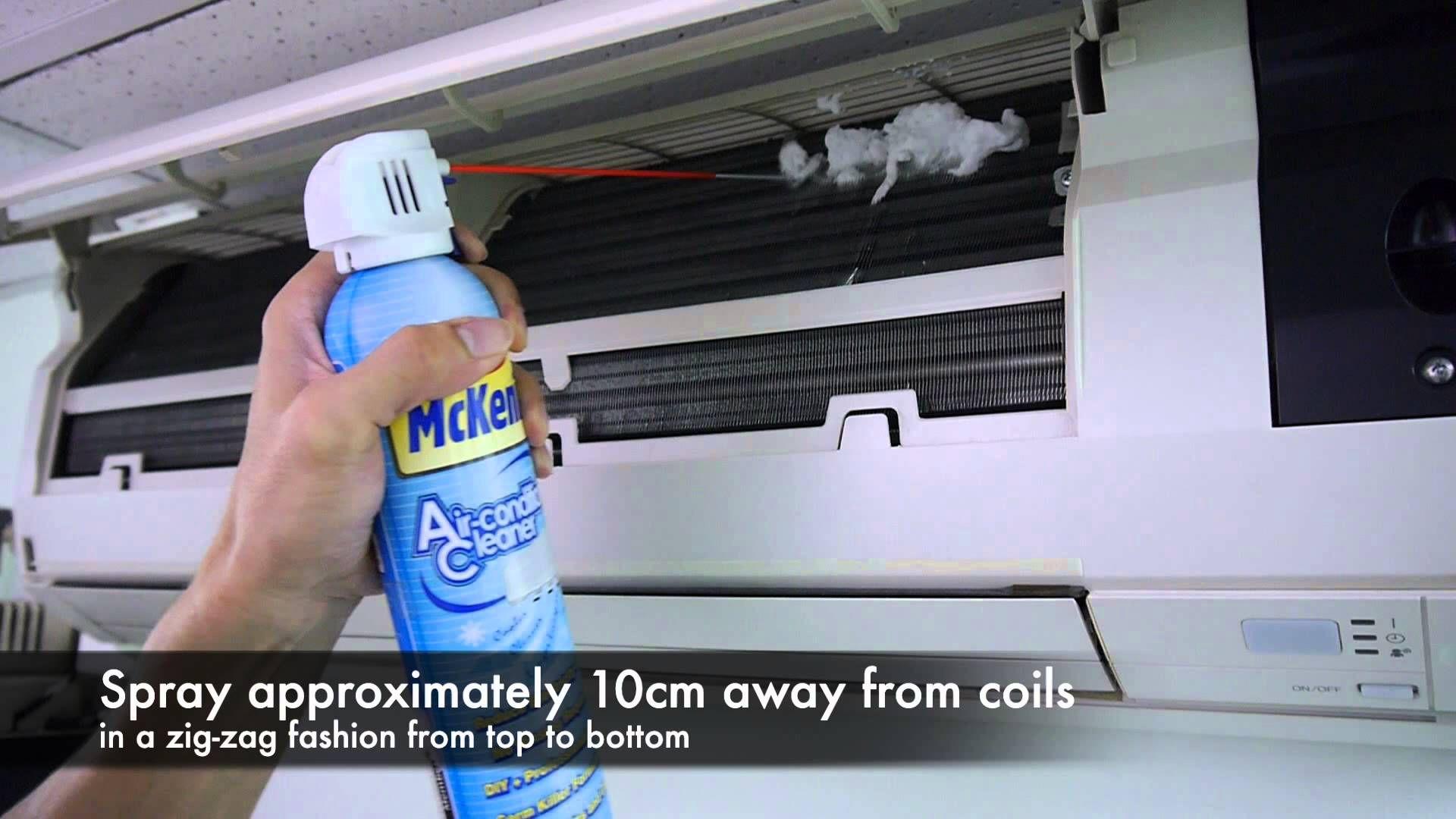 Mr McKenic® AC1926 AirConditioner Cleaner (Self