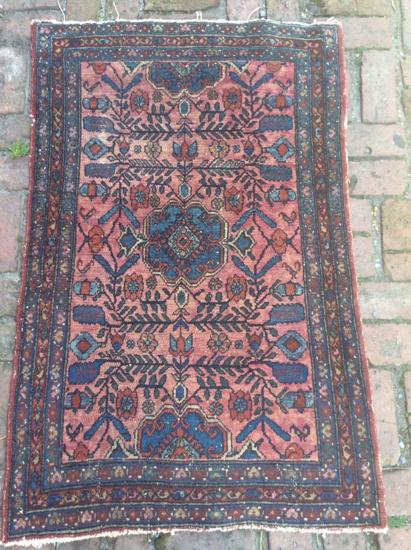 Hamadan Oriental Rug 2 Feet 6 Inches X 4 Feet Rugs Oriental Rug Oriental