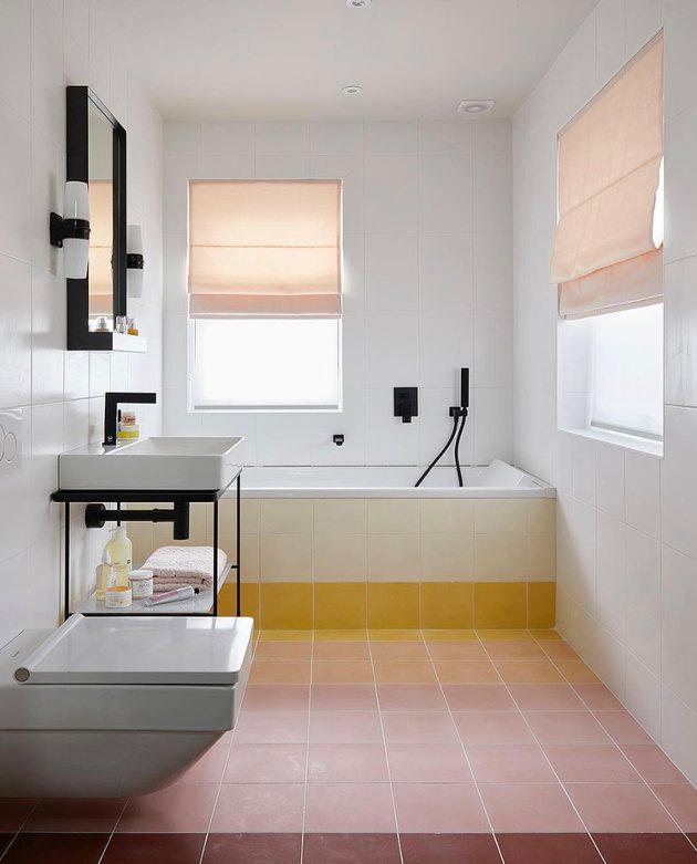 Photo of Diese minimalistischen Badezimmer sind die perfekte Kombination aus Beruhigung und Coolness Hunker