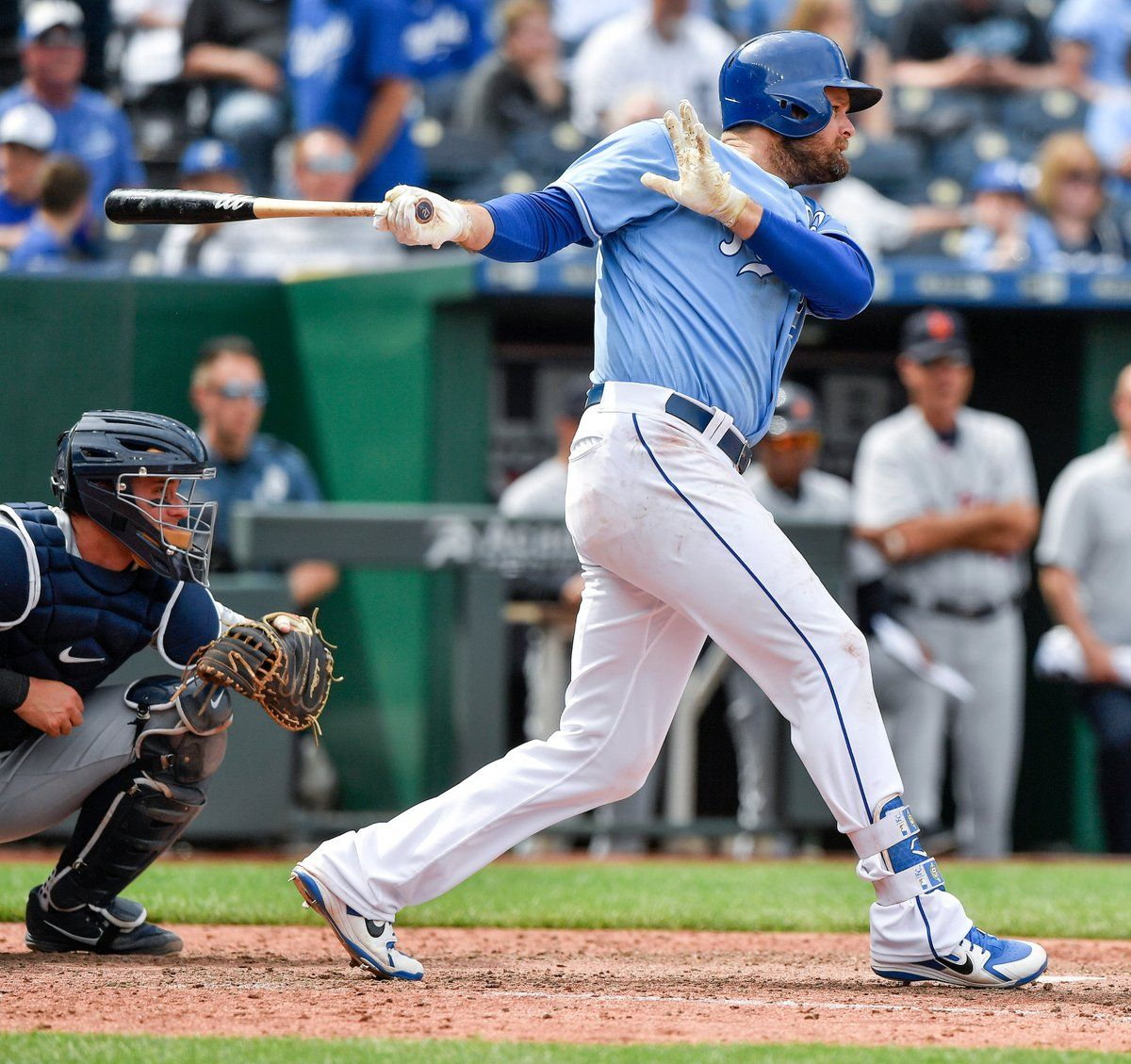John Sleezer (jsleezer) Twitter Royals baseball