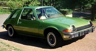 1976 Green Amc Pacer 195 This 1977 Woody Wagon Located In Pendleton Oregon Was Listed Amc American Motors American Motors Corporation