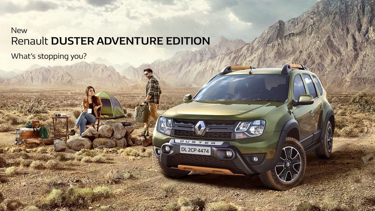 Renault india introduced the 2016 renault duster adventure edition based on the facelifted model launched earlier this year prices start from inr lakhs