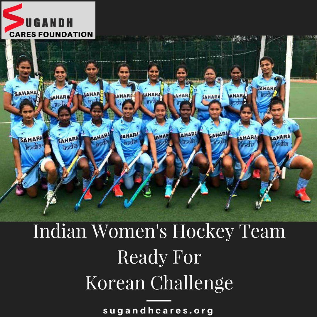 The Indian Women Hockey Team Remain Unbeaten In The Tournament Hockey Indianwomen Ngoforgirls Girlchildeducatio Kids Education Education In India Education