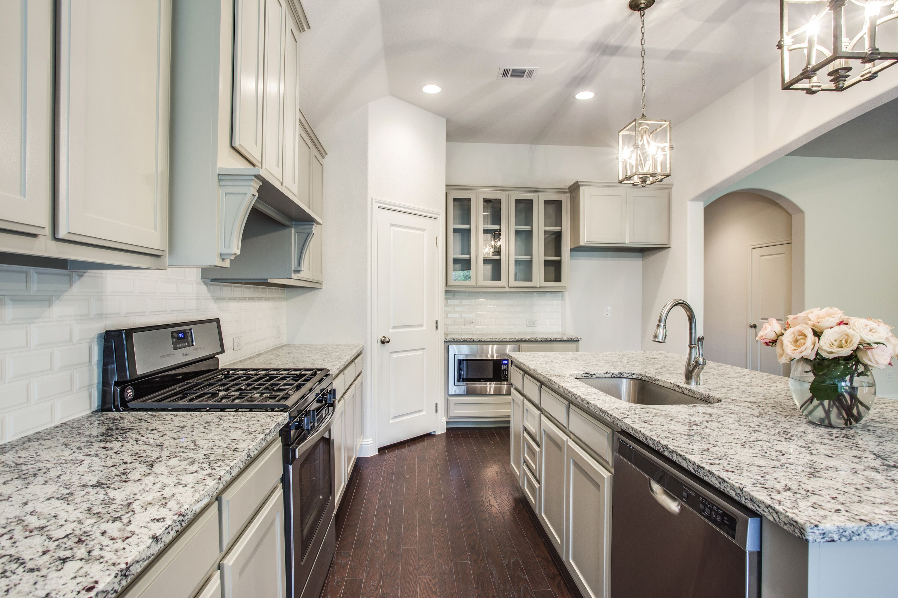 Amazing Gray Kitchen Cabinets White G Granite Clarity Homes Welcome Home Home Home Kitchens Grey Kitchen Cabinets