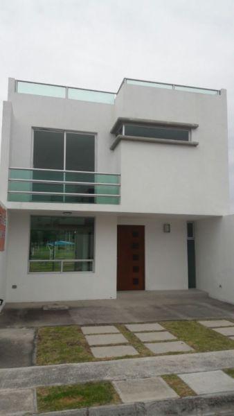 Casa Fracc del Valle en Puebla tanen Pinterest Fachadas