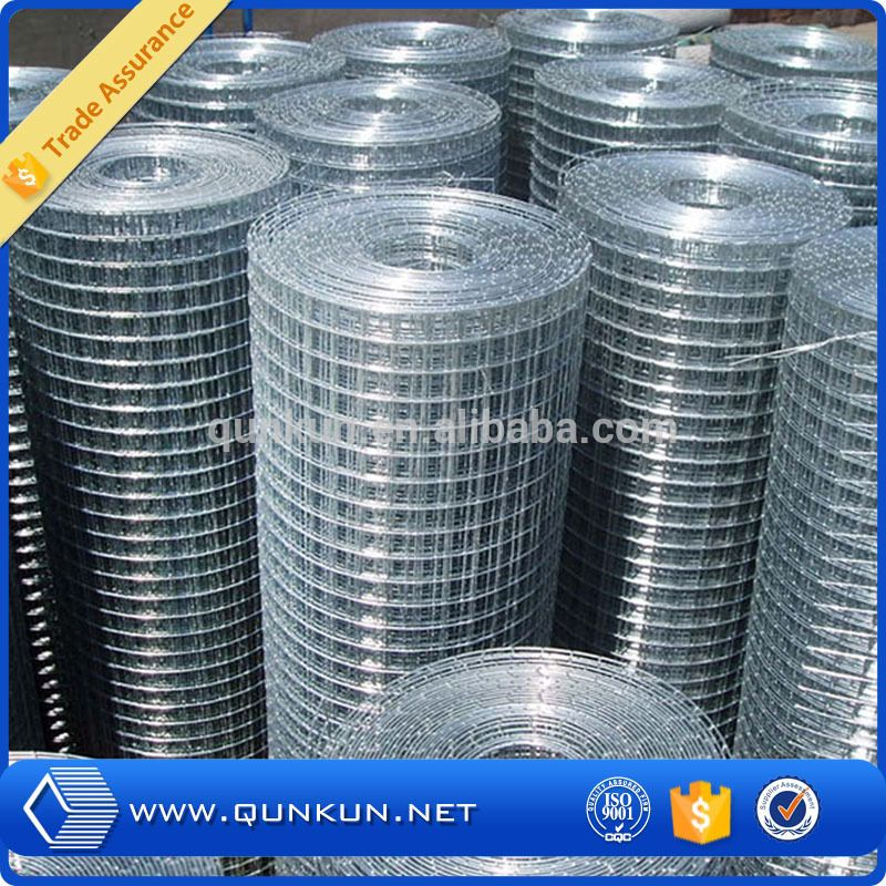 High quality and hot sale hot dipped and electric grillage/ welded ...