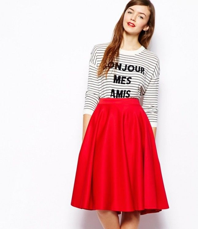 10 of the Most Stylish Midi Skirts for Spring