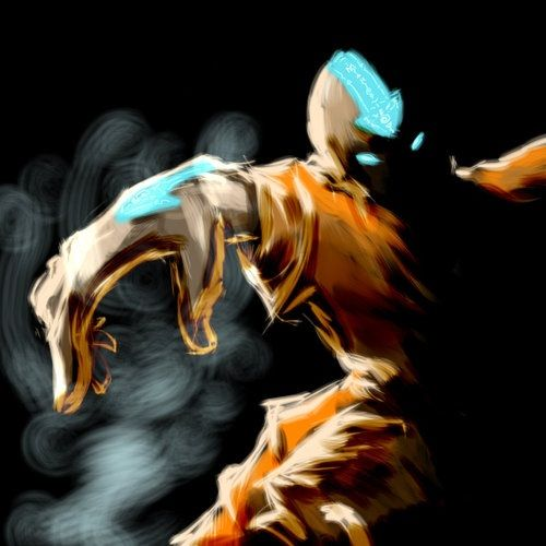 Movie Avatar State Aang: Avatar: The Last Air Bender And