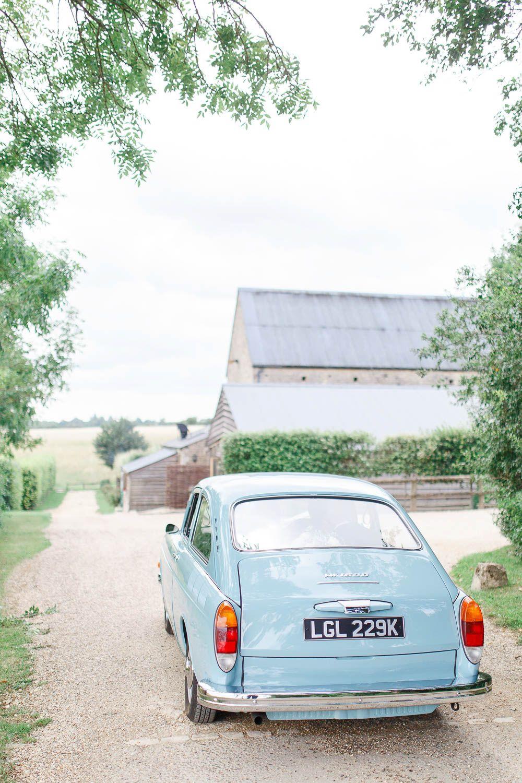 Romantic Pastel Wedding at Cripps Barn with Bride in Ellis Bridal ...