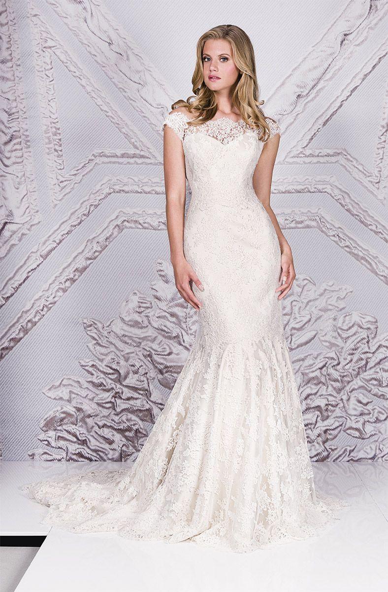 What is a mermaid wedding dress  Degas  Mermaid wedding dresses Wedding dress and Lace wedding dresses