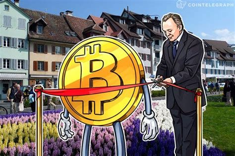 Cryptocurrency sillicon valley switzerland