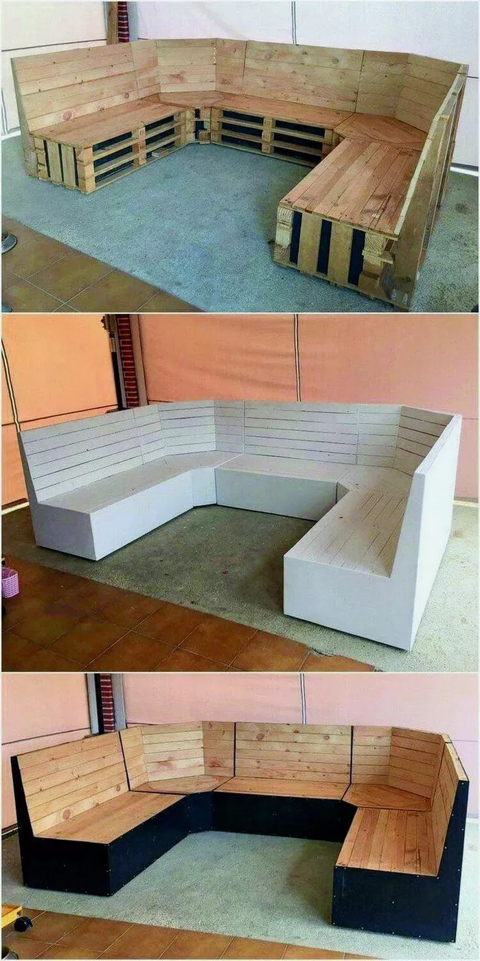 30 reusing ideas for old used dumped pallets project on extraordinary ideas for old used dumped pallets wood id=45721