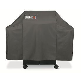 Weber Vinyl 53 In Gas Grill Cover Gas Grill Covers Weber Grill Cover Grill Cover