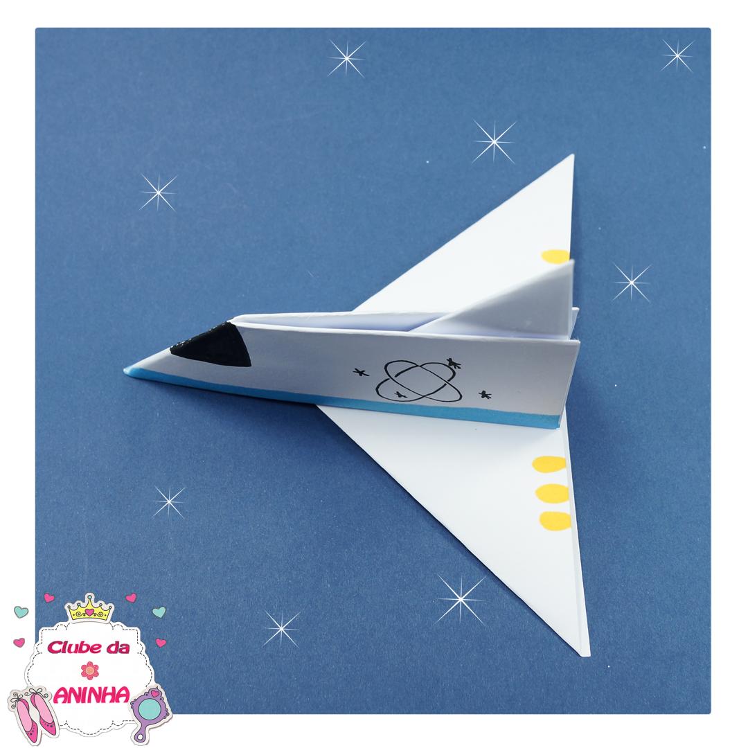 Origami Avião De Papel Paper Aiplane Avión De Papel Avião De Papel Avião De Origami Origami