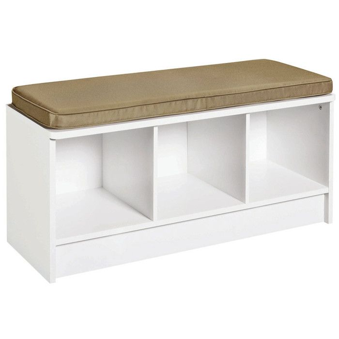 white entryway bench with cushion canada and shelf mills storage reviews