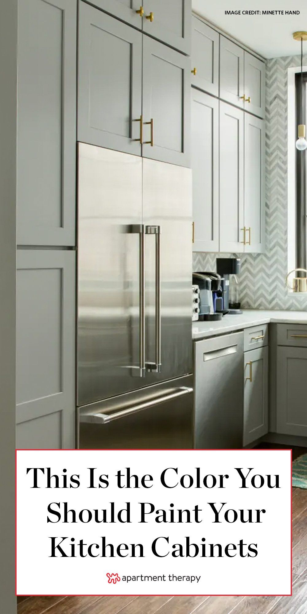 What Is The Color Trend For Kitchen Cabinets