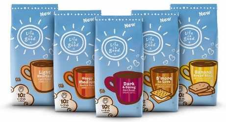 Life Is Good With New Coffee Flavors Coffee Flavor Coffee Gifts Best Coffee