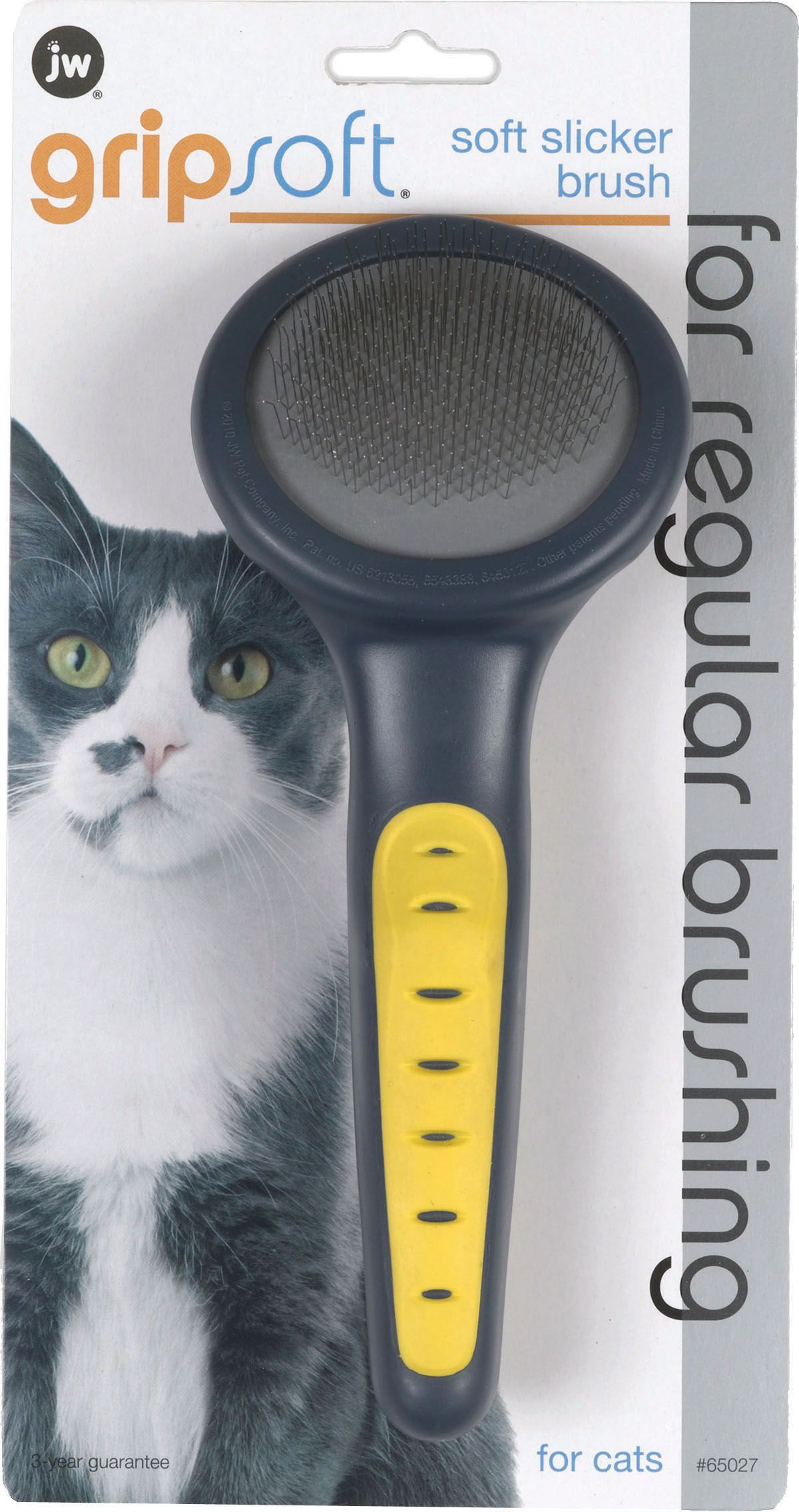 Cats Gripsoft Cat Slicker Brush By Jw Check More At Https Terrashopia Com Product Cats Gripsoft Cat Slicker Brush By Jw In 2020 Cat Brushing Pet Companies Jw Pet