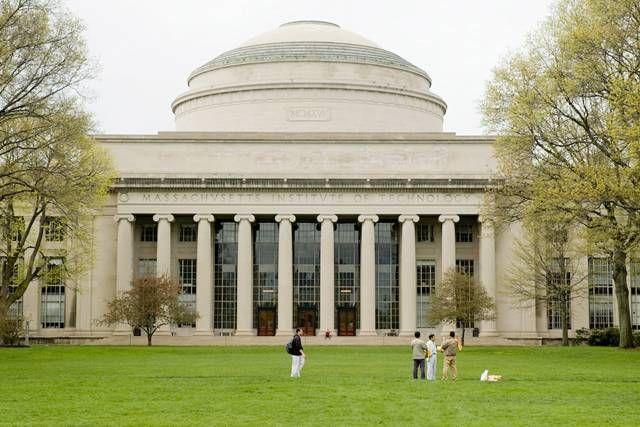 Massachusetts University Of Technology Mit Usa Usa University Best University Massachusetts Institute Of Technology