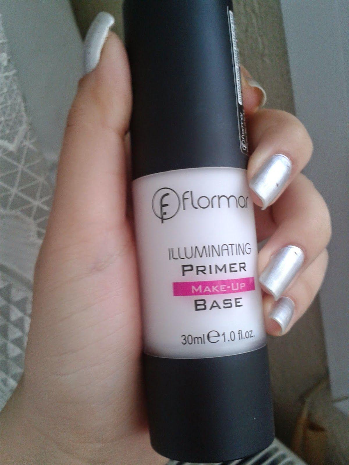 Beauty Is Power Flormar Illuminating Primer Make Up Base Flormar