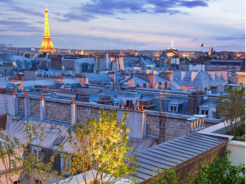 Condé Nast Traveler Readers Rate The Top Hotels In City Of Light For A