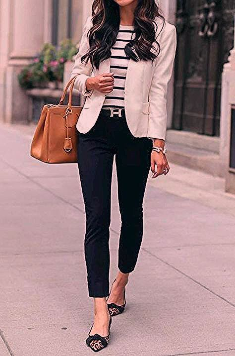 Photo of fashion – 30 Most Comfortable Office Outfits For Carrier Women