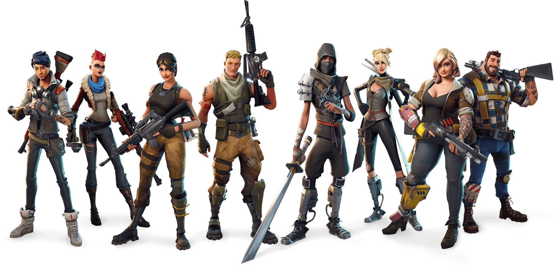 Fortnite Hacker Net download fortnite all classes group picture png image for