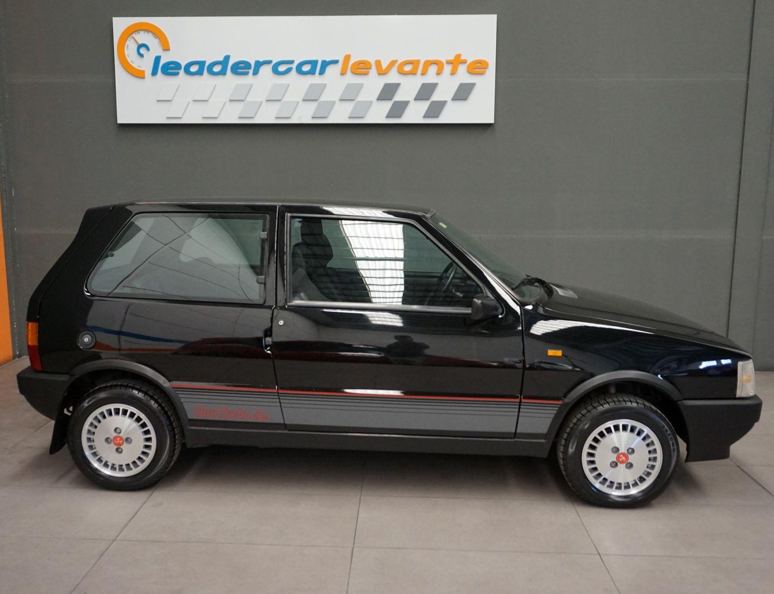 1988 Fiat Uno Turbo