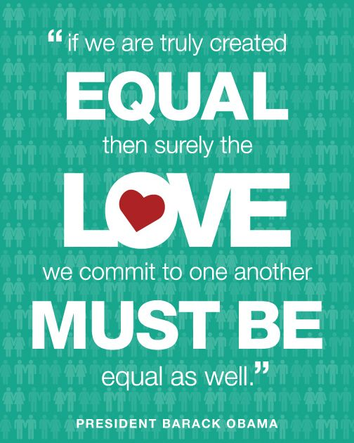Equal Love True Quotes Equality Words