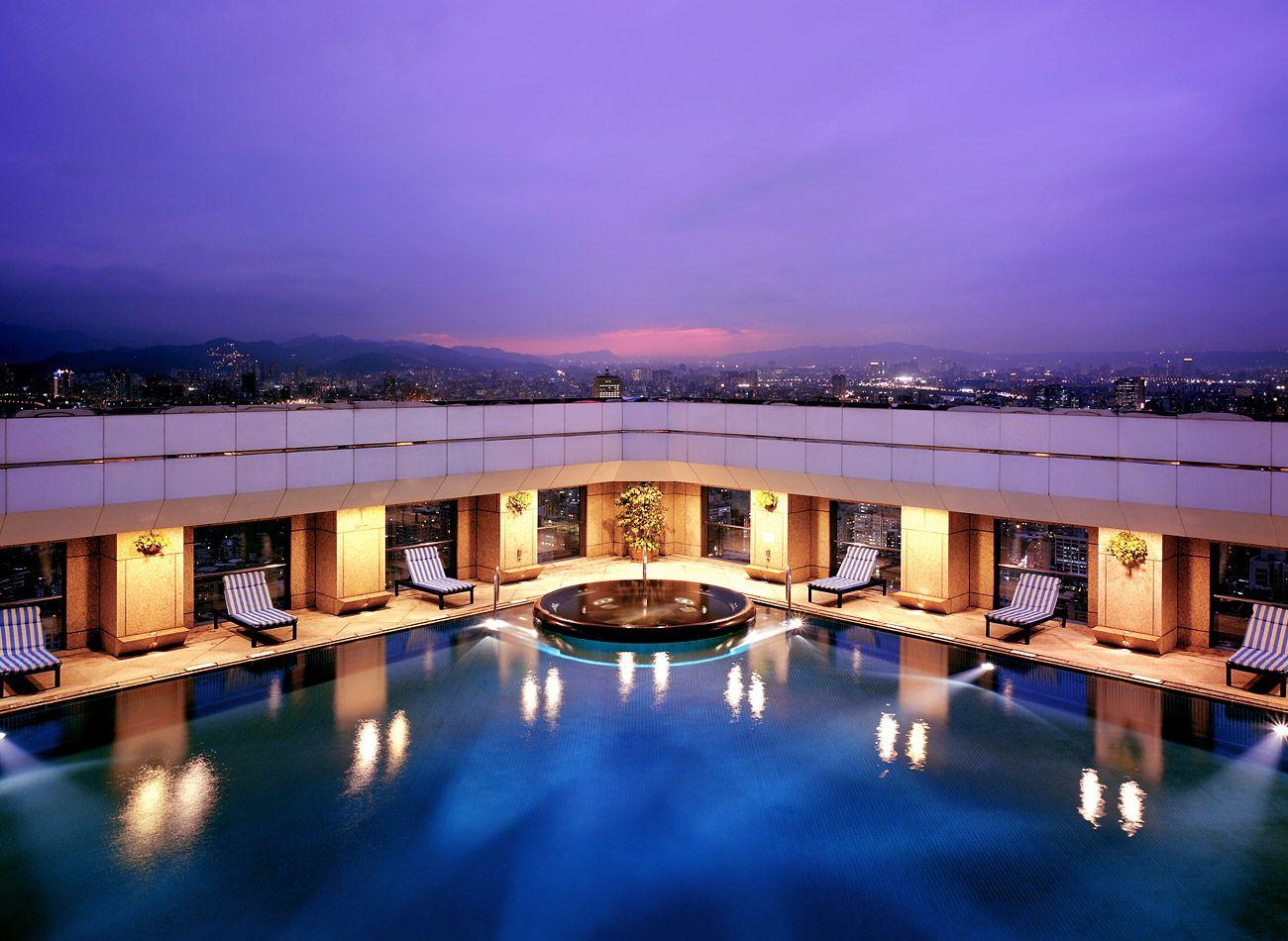 Shangri La S Far Eastern Plaza Hotel Luxury 5 Star In Taipei