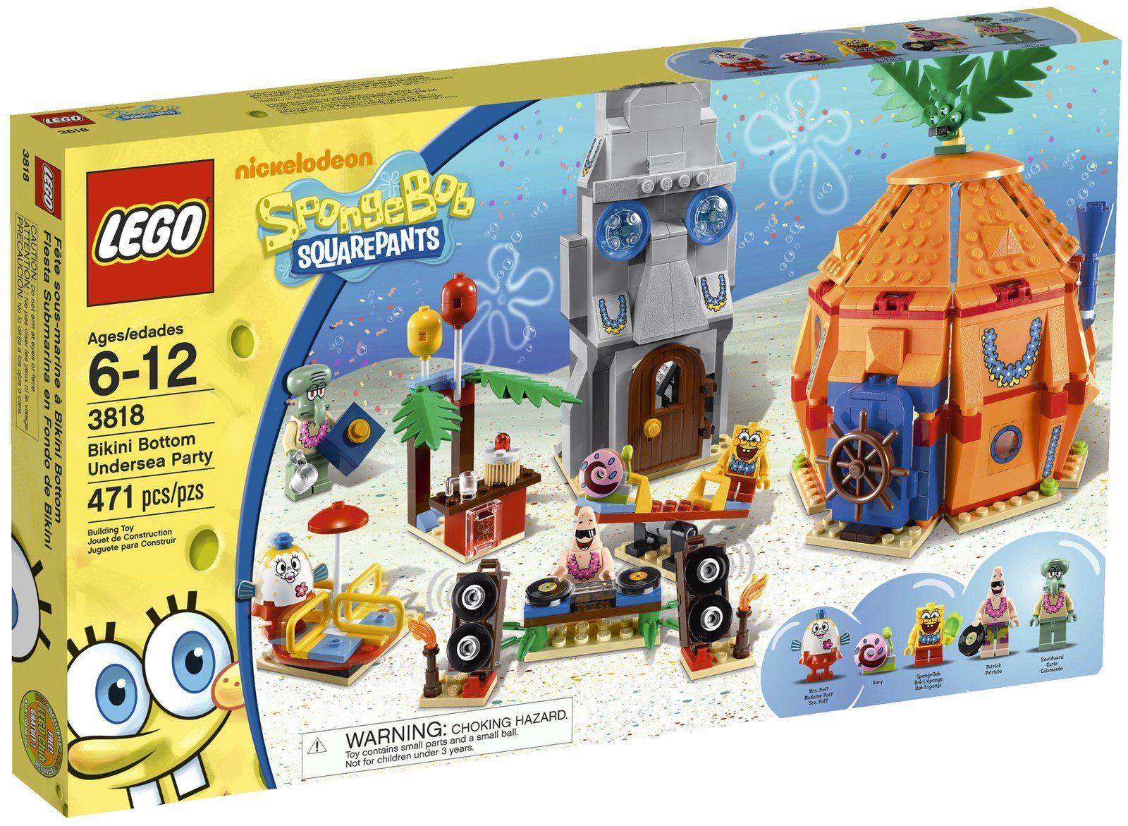 Spongebob Bedroom Furniture Spongebob Squarepants Bedroom Play Set By Play Along 5999