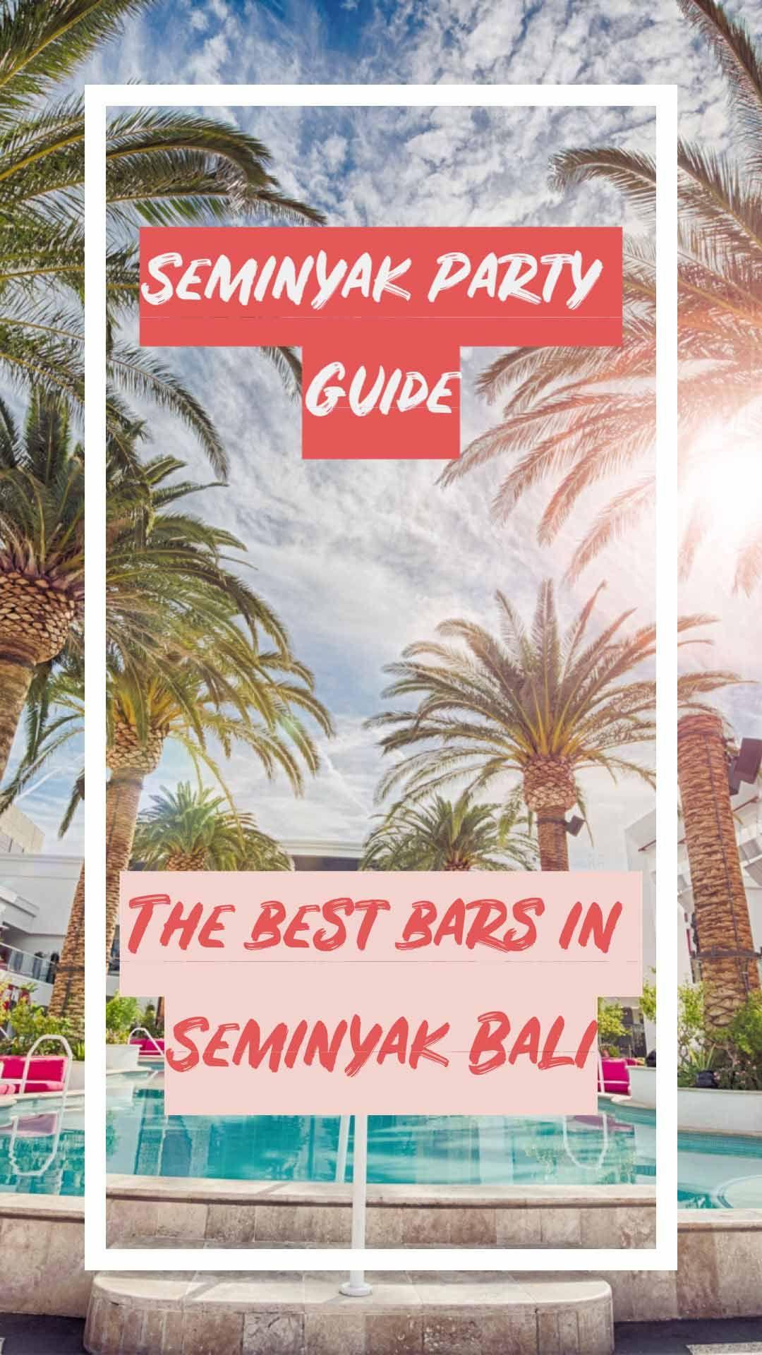 9 Best Bars In Seminyak 2019 {The Ultimate Seminyak ...