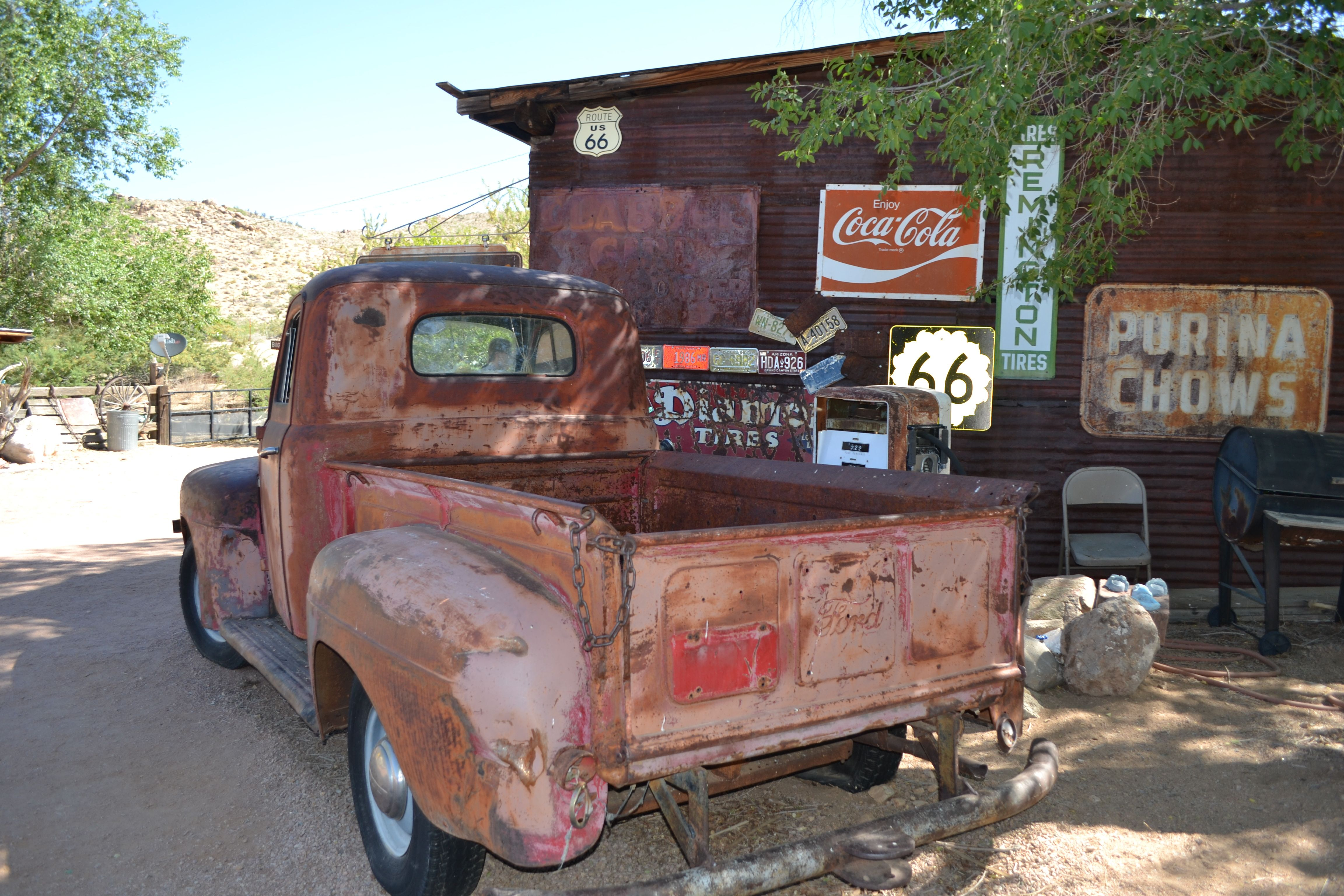 Old Ford Truck Old Ford Truck Junkyard Dog Ford Trucks