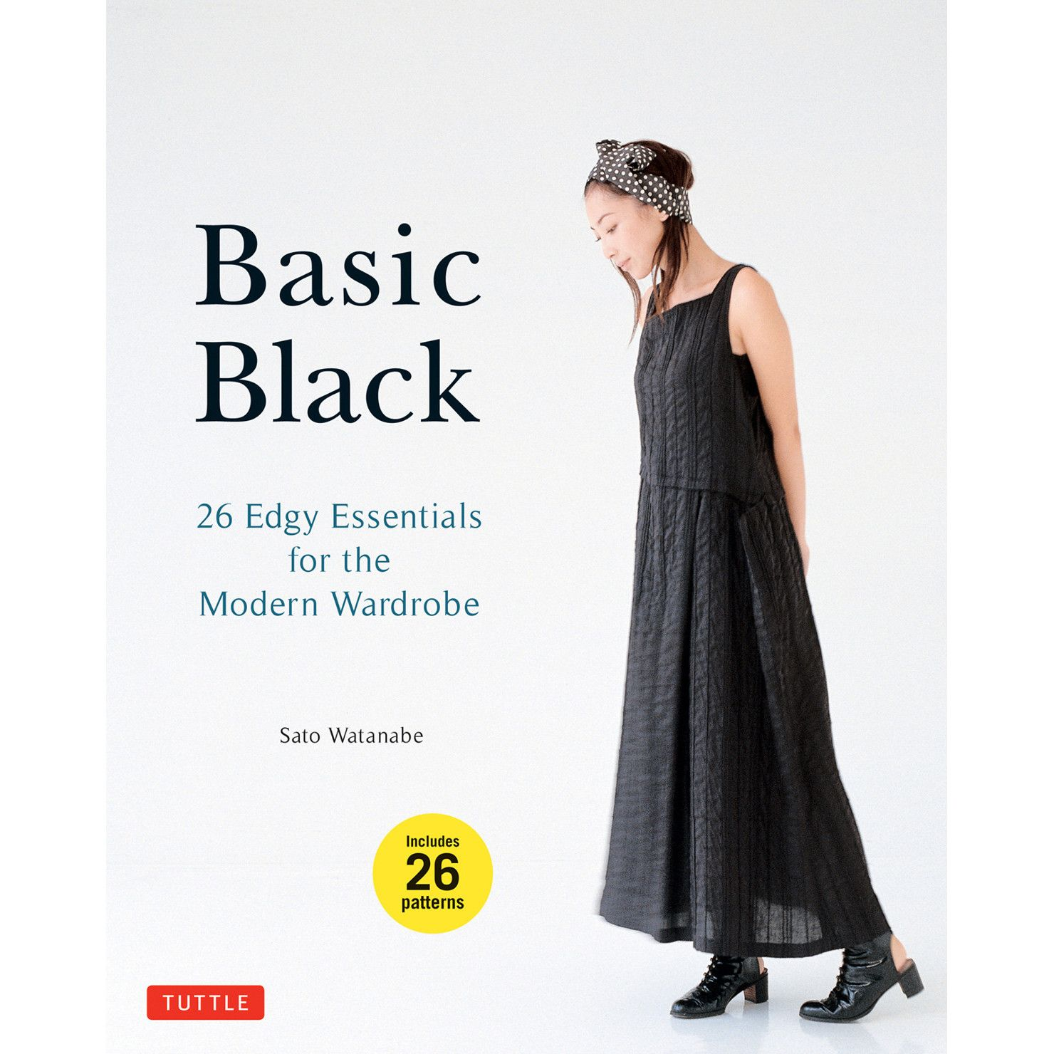 Basic black japanese sewing diagram and gift crafts basic black is the english edition of a classic japanese sewing book which provides sew jeuxipadfo Image collections