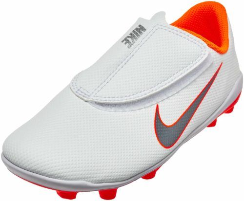 Kids Nike Mercurial Vapor 12 Club MG Velcro cleats. Buy these shoes from  SoccerPro today. 5617e03ce8413
