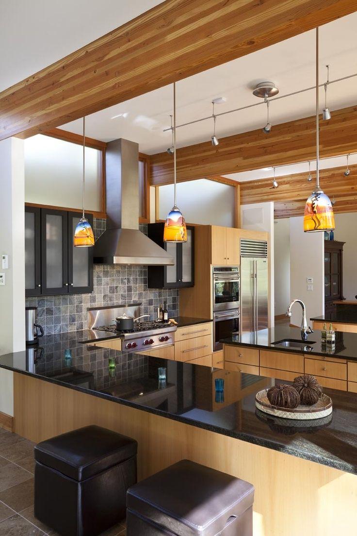 Cozinha In Kitchen Virtuv Cocina Pinterest Cozinha  ~ Lustre Para Cozinha Americana