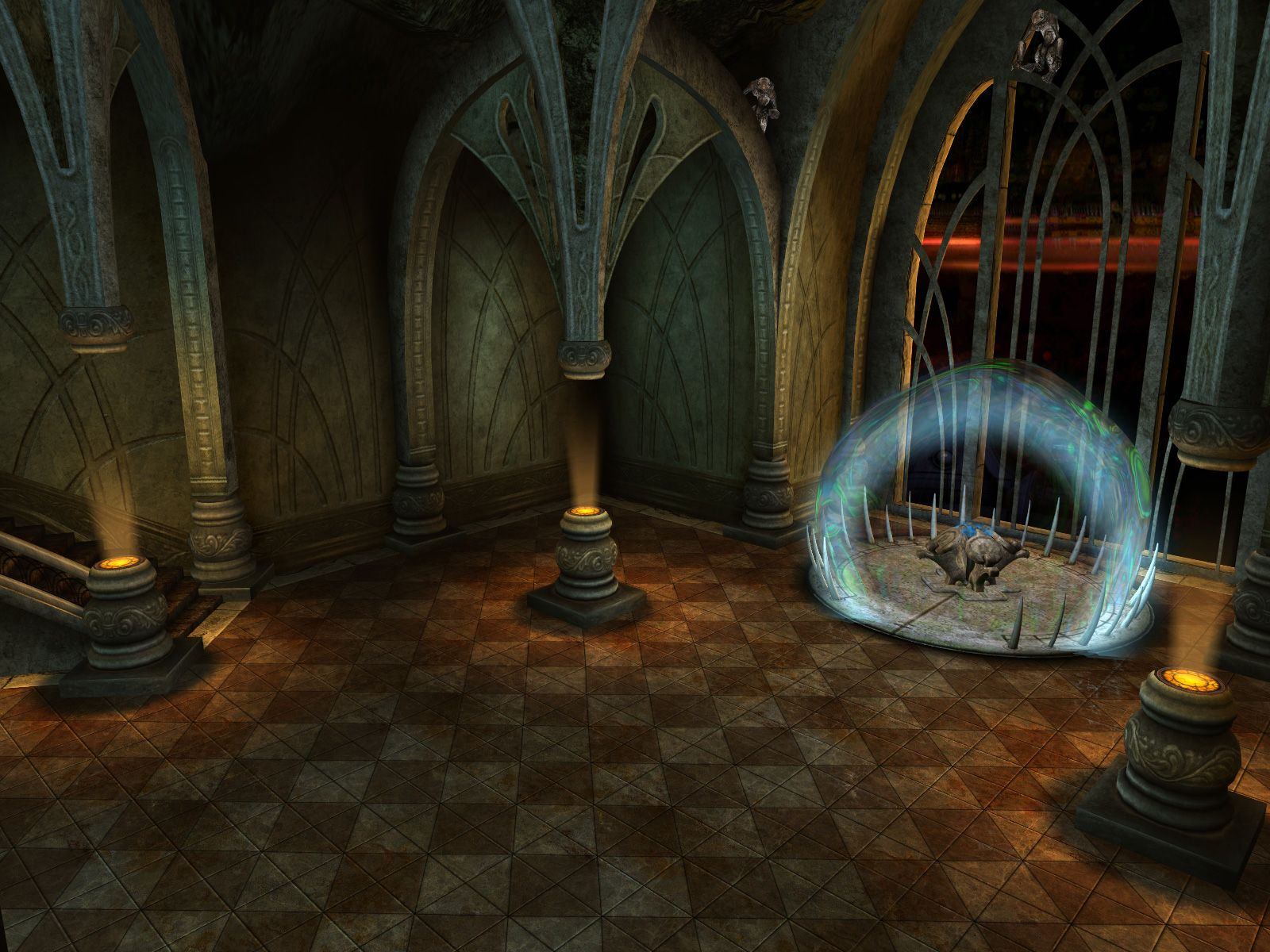 Myst Screenshots Google Search Fan Art