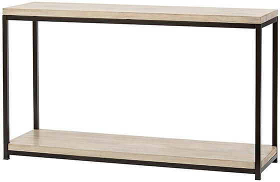 Home Decorators Collection Anjou Natural Console Table ...