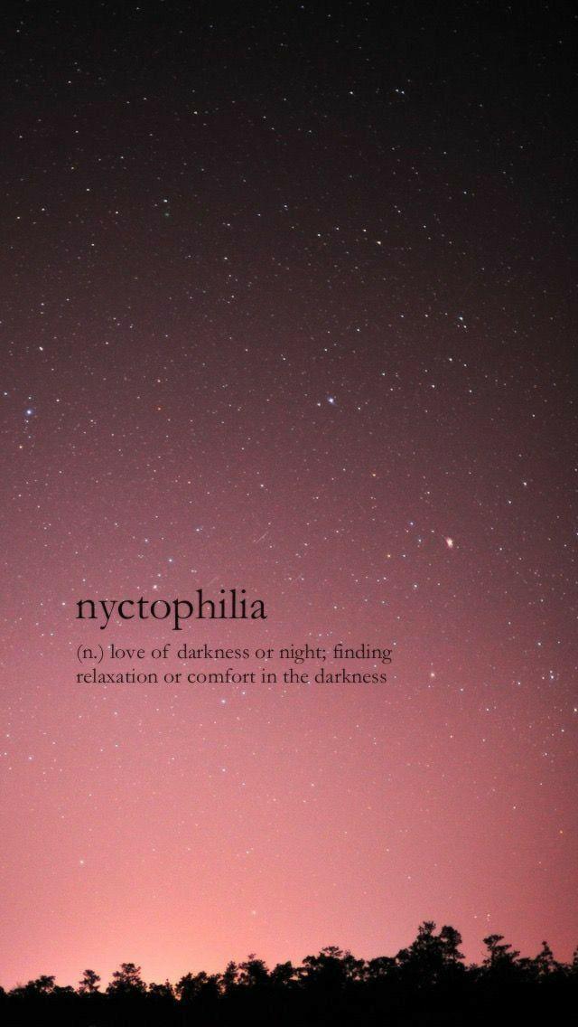 Wer liebt hier im Dunkeln zu sein?