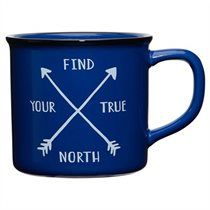 Camping Mug – Find Your True North