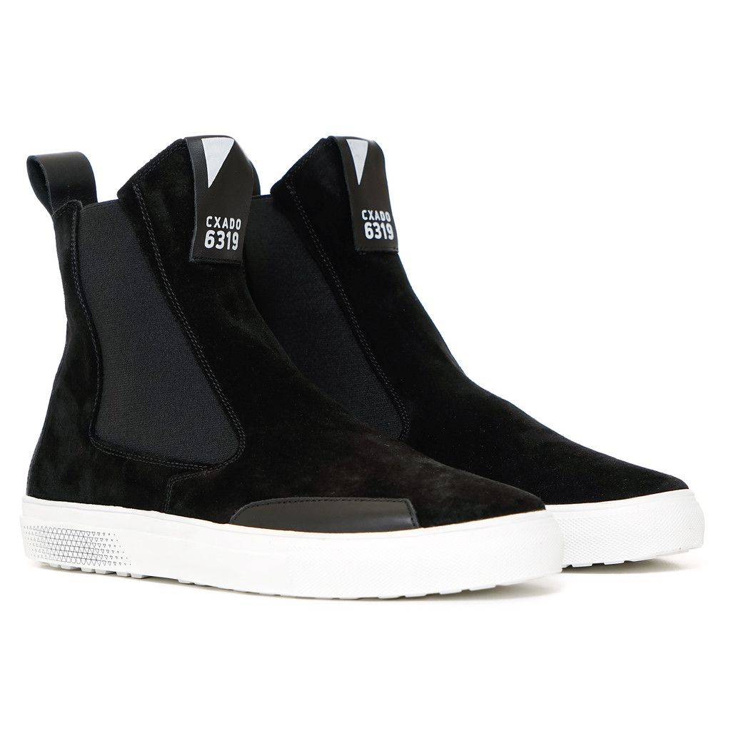 f1bc981e586 Stone Island Shadow Project Chelsea Sneakers | st | Stone island ...