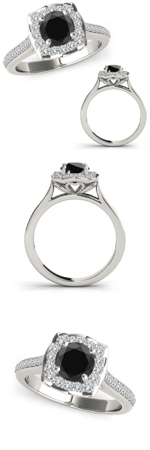 Other engagement rings carat black diamond lovely classy